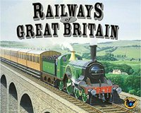 Gryphon Games Railways of England and Wales (englisch)