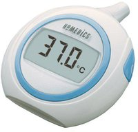 HoMedics TE-100 One-Second Ear Thermometer