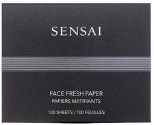 Kanebo Sensai face fresh Paper