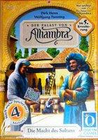 Queen Games Alhambra - Die Macht des Sultans