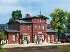 Auhagen 11381 - Bahnhof Krakow
