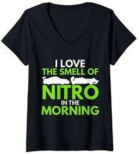Nitro T-Shirt Damen
