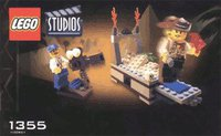 LEGO Studios Temple of Gloom (1355)