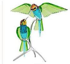 Swarovski Bee-eaters (Peridot)