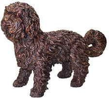 Gartenfigur Hund