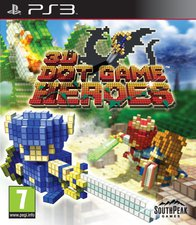 3D Dot Game Heroes (PS 3)