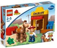 LEGO 5657 Duplo Toy Story - Jessies Wache