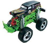 Mattel Monster Jam Air Crasher (K4932)