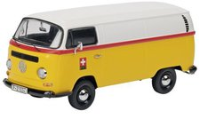 Schuco VW T2a Kasten PTT Limited Edition (3493)