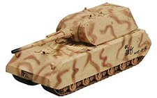 Trumpeter Easy Model - Maus Tank German Army factory designed (36205)