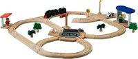Plan Toys PlanCity Road & Rail - Drehscheibe (6215)