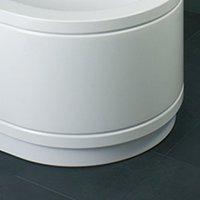 Bette Wannensockel für Bettestarlet Oval Comfort 2720-CFXX