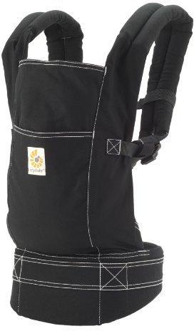 Ergobaby Babytrage Carrier Sport Black