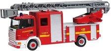 Schuco Scania Drehleiter I 2a Feuerwehr (23802)