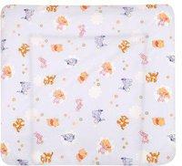 Zöllner Wickelauflage Stoff  Baby Pooh and Friends (75 x 85 cm)