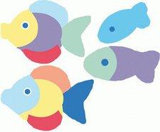 Wallies Bunte Fische