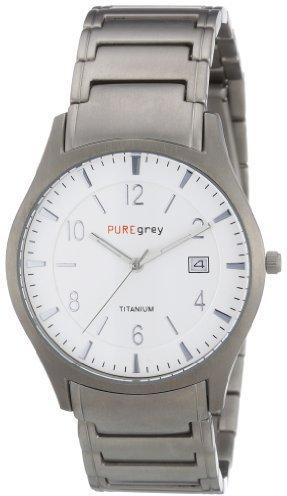 Pure Grey Armbanduhr Herren