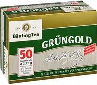 Bünting Grüngold Teebeutel (50 x 1,75 g)