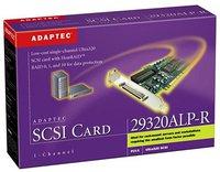 Adaptec ASC-29320ALP-R  PCI-X SCSI Karte 64Bit Single-Channel