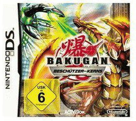 Bakugan Battle Brawlers - Defenders of the Core (NDS)