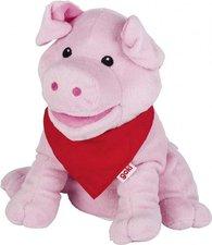 Schwein Handpuppe