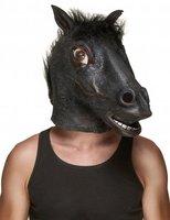 Latex-Maske Pferd