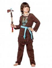 Indianerjunge Kinder Kostüm