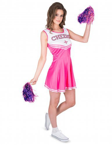 Sexy Cheerleader Kostüm