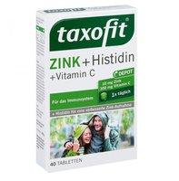 Taxofit Zink + Histidin Depot Tabletten (PZN 3752775)