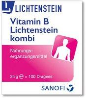 Winthrop Vitamin B Lichtenstein Kombi Dragees (PZN 3108324)