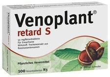 Willmar Schwabe Venoplant Retard S Tabl. (PZN 7118839)