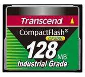 Transcend Compact Flash Card 128 MB
