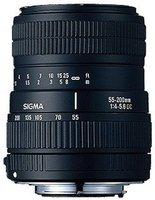 Sigma 55-200mm f4.0-5.6 DC Sigma