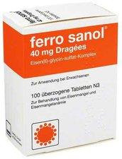 SANOL Ferro Dragees (100 Stk.)