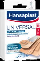 Hansaplast med Universal Strips (40 Stk.)