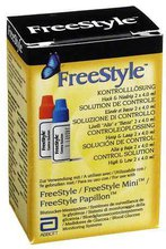Abbott Freestyle Kontroll Loesung (2 Stk.)