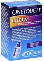 Lifescan One Touch Ultra Glucose Kontroll Loesung (2 x 4 ml)