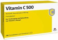 Wörwag Vitamin C 500 Tabletten (100 Stk.)