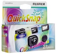Fujifilm Quicksnap 400 Flash