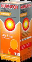 Nurofen Junior Fiebersaft Orange 2 % ( 100 ml)