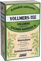 Duopharm Vollmers präparierter Grüner Hafertee N (75 g)
