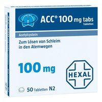 Hexal Acc 100 Tabs Tabl. (50 Stück)