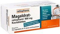 ratiopharm Magaldrat 800 Tabl. (100 Stück)