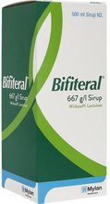 SOLVAY Bifiteral Sirup 500 ml