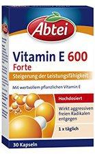 Abtei Vitamin E 600 N Kapseln (30 Stk.)