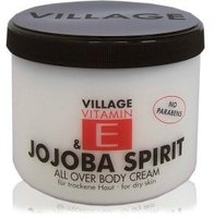 Village Vitamin E Bodycream Jojoba Spirit (500 ml)