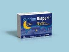SOLVAY Baldrian Dispert Nacht/einschl. Tabletten (25 Stk.)