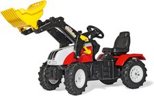 Rolly Toys Farmtrac Steyr CVT 170 mit Lader und Luftbereifung