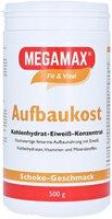 Megamax Aufbaukost Schoko Pulver (500 g)