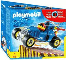 Playmobil Mini/Sortiersets Blauer Miniflitzer (4181)